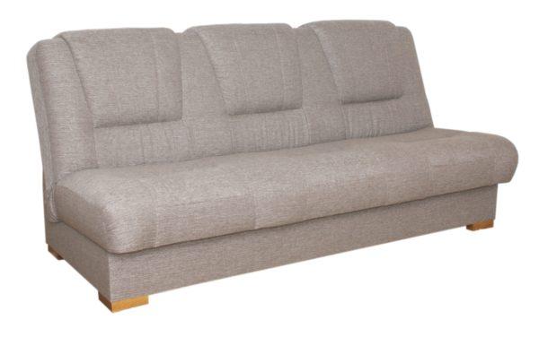 kanapa wykonana z tkaniny
