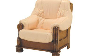 skórzany fotel adam