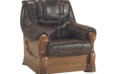 skórzany fotel aneta ii