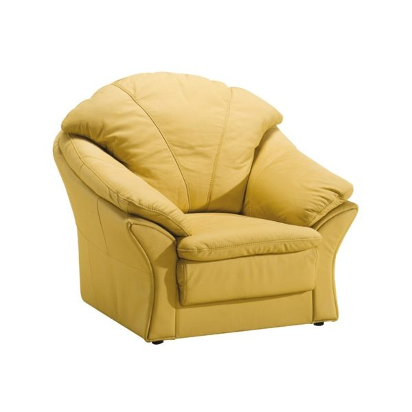 skórzany fotel boston