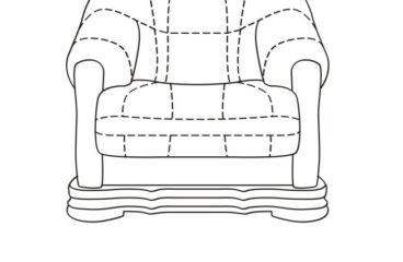 skórzany fotel fryderyk ii wymiary