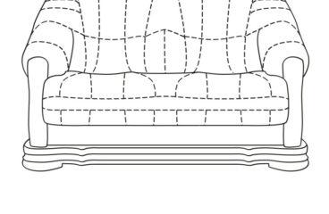 skórzana sofa fryderyk ii wymiary