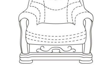 skórzany fotel kevin wymiary