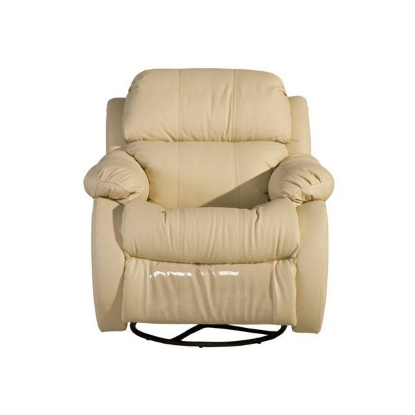 skórzany fotel reglainer