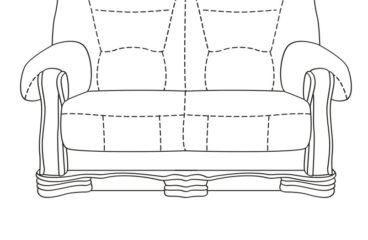 skórzana sofa cezar i wymiary
